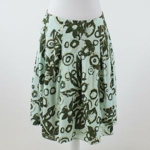 Light blue green NEW YORK & COMPANY skirt 10